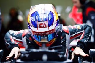 Foto 1 - Fotos Romain Grosjean F1 2017