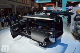 Fotos Salón de Tokio 2017 – Concept Cars Foto 125