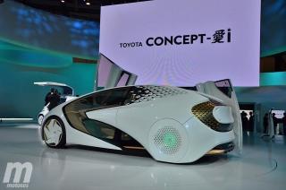 Fotos Salón de Tokio 2017 – Concept Cars Foto 136