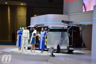 Fotos Salón de Tokio 2017 – Concept Cars Foto 164