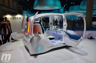 Fotos Salón de Tokio 2017 – Concept Cars Foto 167
