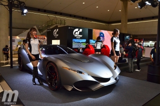 Fotos Salón de Tokio 2017 – Concept Cars Foto 183