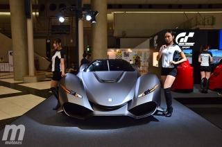 Fotos Salón de Tokio 2017 – Concept Cars Foto 184