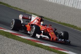 Fotos Sebastian Vettel F1 2017 Foto 4