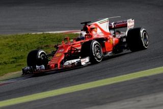 Fotos Sebastian Vettel F1 2017 Foto 8