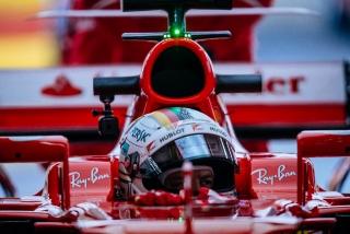 Fotos Sebastian Vettel F1 2017 Foto 1