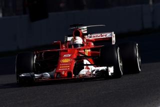 Fotos Sebastian Vettel F1 2017 Foto 15