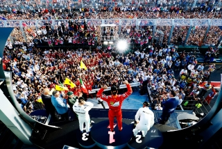 Fotos Sebastian Vettel F1 2017 Foto 17