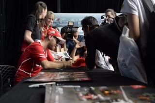 Fotos Sebastian Vettel F1 2017 Foto 19