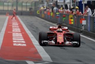 Fotos Sebastian Vettel F1 2017 Foto 25