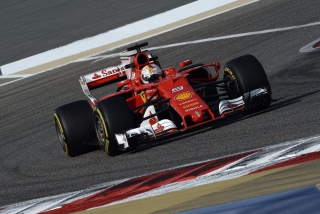 Fotos Sebastian Vettel F1 2017 Foto 29