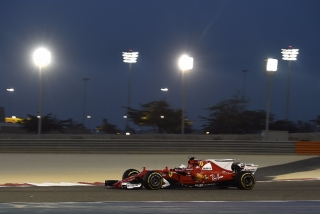 Fotos Sebastian Vettel F1 2017 Foto 30