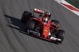 Fotos Sebastian Vettel F1 2017 Foto 37
