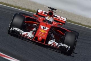 Fotos Sebastian Vettel F1 2017 Foto 40