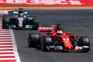 Fotos Sebastian Vettel F1 2017 Foto 43