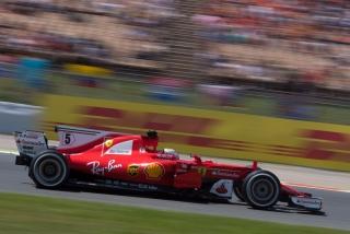 Fotos Sebastian Vettel F1 2017 Foto 47