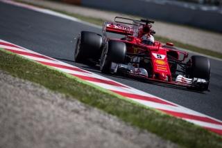 Fotos Sebastian Vettel F1 2017 Foto 49