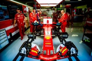 Fotos Sebastian Vettel F1 2017 Foto 51