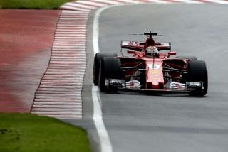 Fotos Sebastian Vettel F1 2017 Foto 53