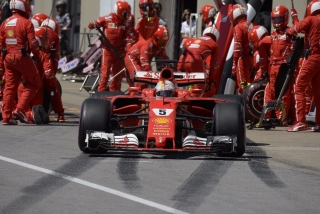 Fotos Sebastian Vettel F1 2017 Foto 57