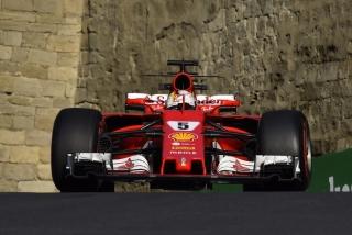 Fotos Sebastian Vettel F1 2017 Foto 59