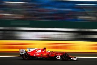Fotos Sebastian Vettel F1 2017 Foto 61