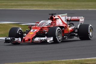 Fotos Sebastian Vettel F1 2017 Foto 67