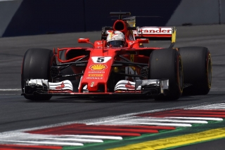 Fotos Sebastian Vettel F1 2017 Foto 68
