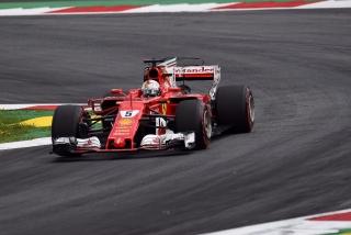 Fotos Sebastian Vettel F1 2017 Foto 74