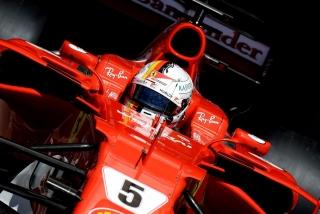 Fotos Sebastian Vettel F1 2017 Foto 75