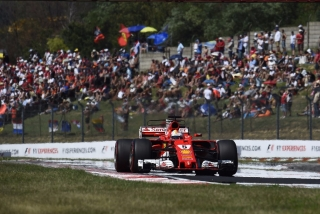Fotos Sebastian Vettel F1 2017 Foto 82