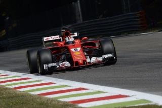 Fotos Sebastian Vettel F1 2017 Foto 85