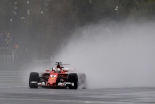 Fotos Sebastian Vettel F1 2017 Foto 87