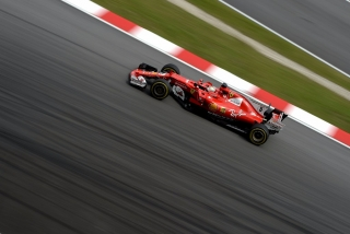 Fotos Sebastian Vettel F1 2017 Foto 98