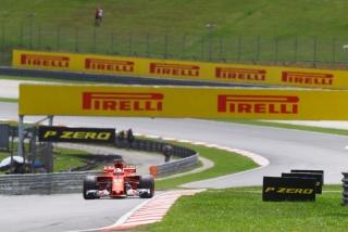 Fotos Sebastian Vettel F1 2017 Foto 99