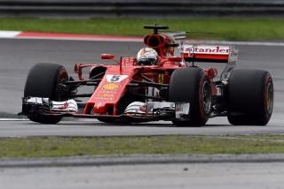 Fotos Sebastian Vettel F1 2017 Foto 100