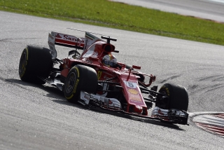Fotos Sebastian Vettel F1 2017 Foto 101