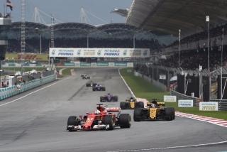 Fotos Sebastian Vettel F1 2017 Foto 102