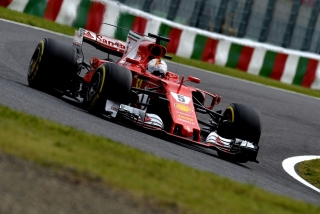 Fotos Sebastian Vettel F1 2017 Foto 108