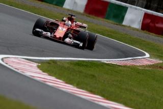 Fotos Sebastian Vettel F1 2017 Foto 109