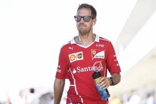 Fotos Sebastian Vettel F1 2017 Foto 111