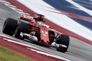Fotos Sebastian Vettel F1 2017 Foto 113