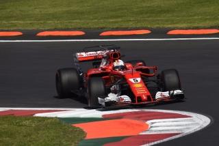 Fotos Sebastian Vettel F1 2017 Foto 116