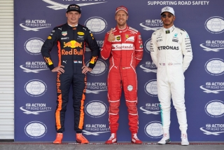 Fotos Sebastian Vettel F1 2017 Foto 117