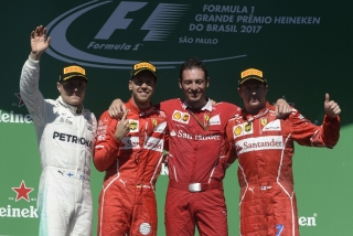 Fotos Sebastian Vettel F1 2017 Foto 126