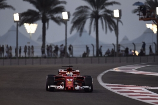 Fotos Sebastian Vettel F1 2017 Foto 128