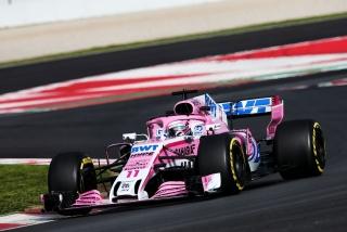 Fotos Sergio Pérez F1 2018 Foto 2
