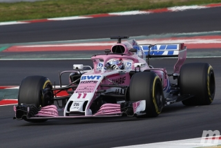 Fotos Sergio Pérez F1 2018 Foto 6