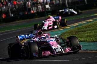 Fotos Sergio Pérez F1 2018 Foto 19