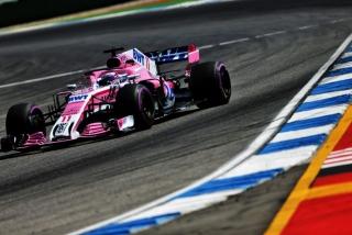 Fotos Sergio Pérez F1 2018 Foto 50
